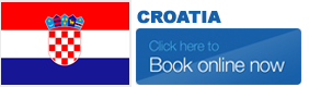 Croatia - Book Online Now!