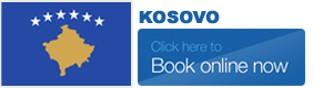 Kosovo - Book Online Now!