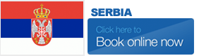 Serbia - Book Online Now!